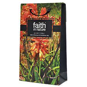 faith aloe gift pack