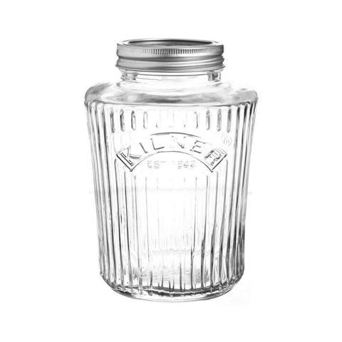 Kilner® Vintage Preserve Jar-Suitable for preserving/canning/fermenting and storage