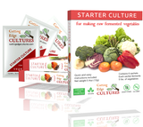Vegetable fermenting starter- Cutting edge cultures