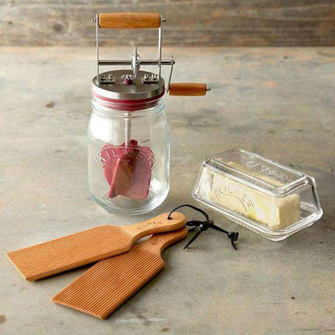Kilner butter making kit