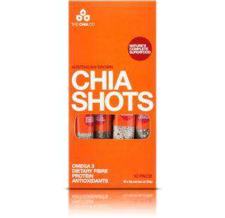 The Chia Company Mixed Chia Shots 10 x 8G