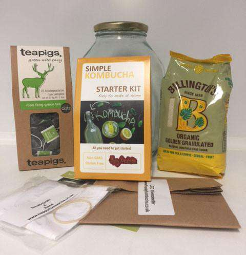 Kombucha Gift Kit Ultimate