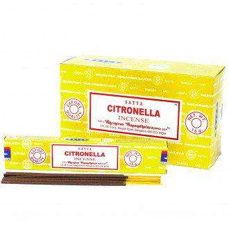 Satya Incense 15gm - Citronella