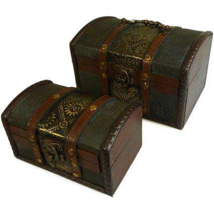 colonial boxes