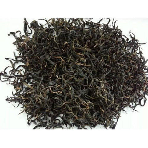 DARJEELING, Organic BLACK TEA- Natural (refillable) teabags