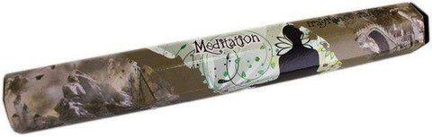 meditation from dawn of Time incense range