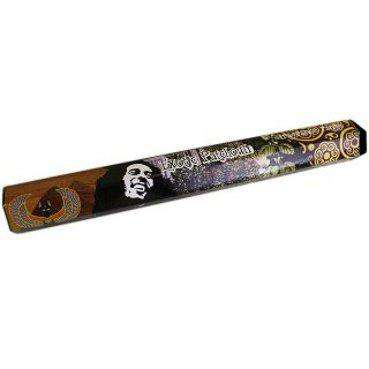 Exotic patchouli from Dawn of Time Hexagonal Incense range