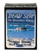 Malki Dead Sea Natural Sulphur Soap 90g (Pack of 3)