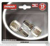 Salt Lamp spare bulbs- Pack of two