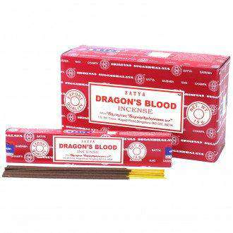 Satya Dragons blood incense 15g
