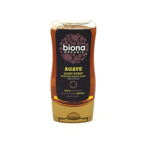 Biona Org Agave Syrup 250ml