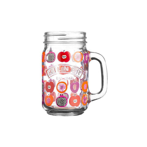 Fruit Cocktail Handled Jar (400ml)