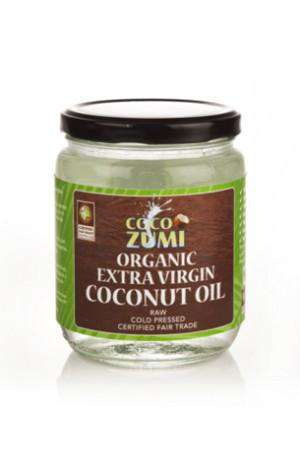 Organic fair trade cold pressed Coconut oil