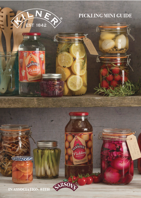 Kilner Pickling Guide