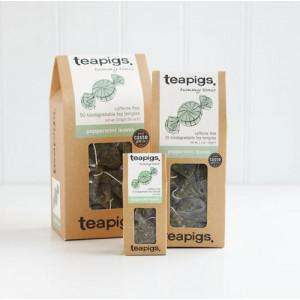 peppermint teapigs
