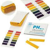 PH Indicator Strips Universal (80 Strips)