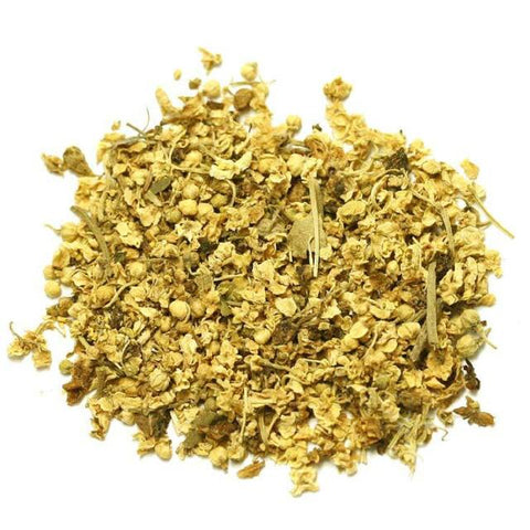 Highest quality organic rubbed elderflower