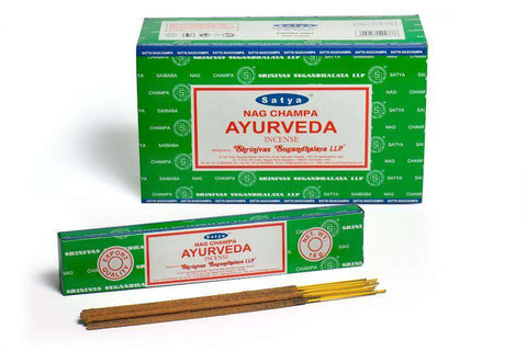 Satya Traditional Ayurveda Incense Sticks 15g