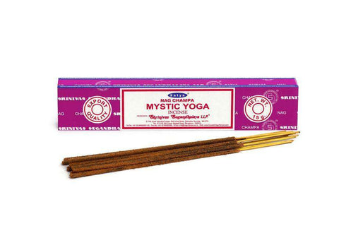Satya - Incense 15gm - Mystic Yoga