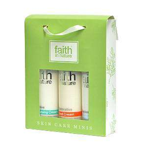 New Faith in Nature-Skin Care Minis Gift Pack