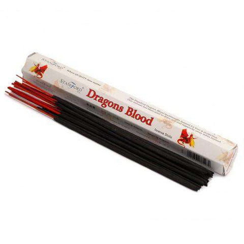 Stamford - Dragons Blood Incense Sticks