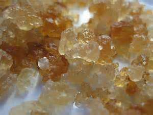 Ginger Water Crystals