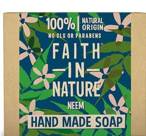Faith in nature neem soap