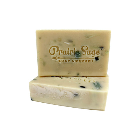 Cedarwood & Sage Scented Soap