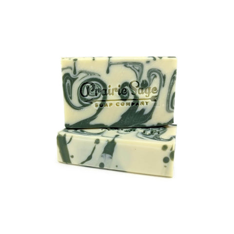 Fir Needle and Mint Handmade Soap