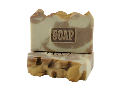 Orange Honey Oat Scented Soap