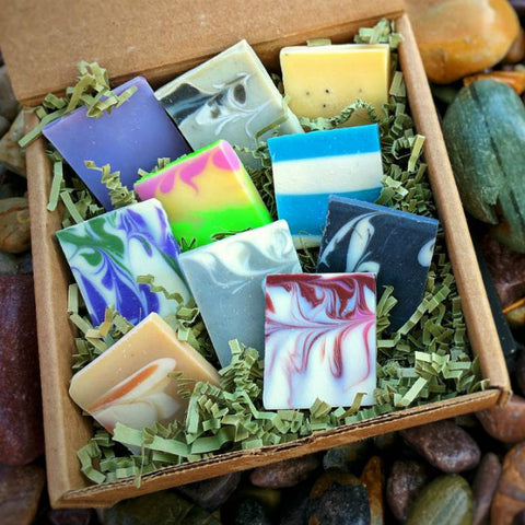 Prairie Sage Soap Sample Box