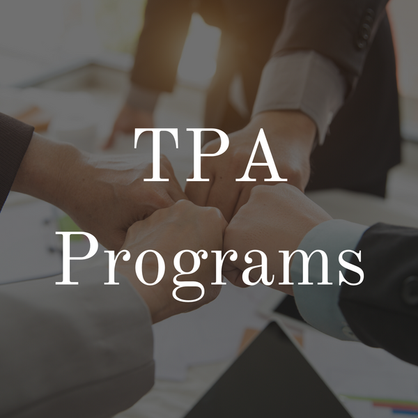 Consortium and C-TPA Programs