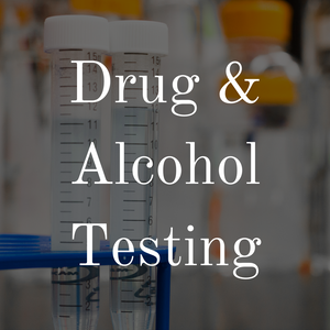 Drug and Alcohol Testing Services