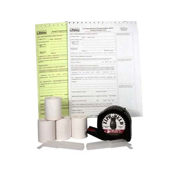 Breath Alcohol Testing - EV30 Essentials Kit