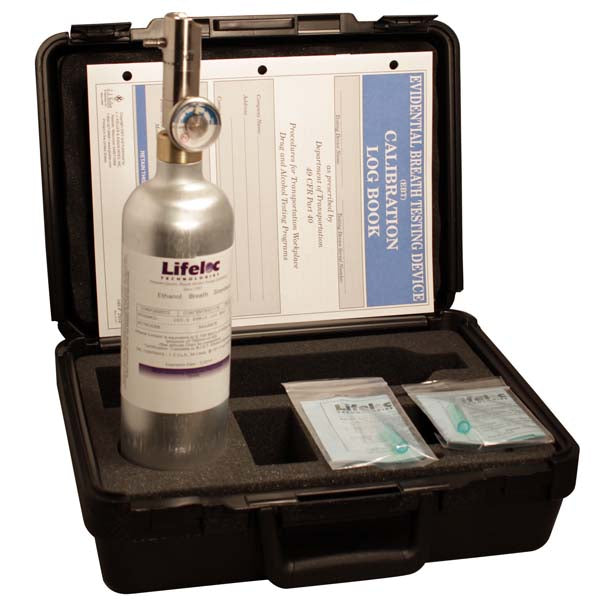 Universal Calibration Gas Kit