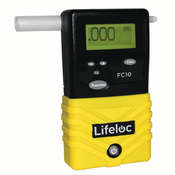 FC10 Portable Breath Tester