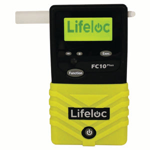 FC10-Plus Portable Breath Tester