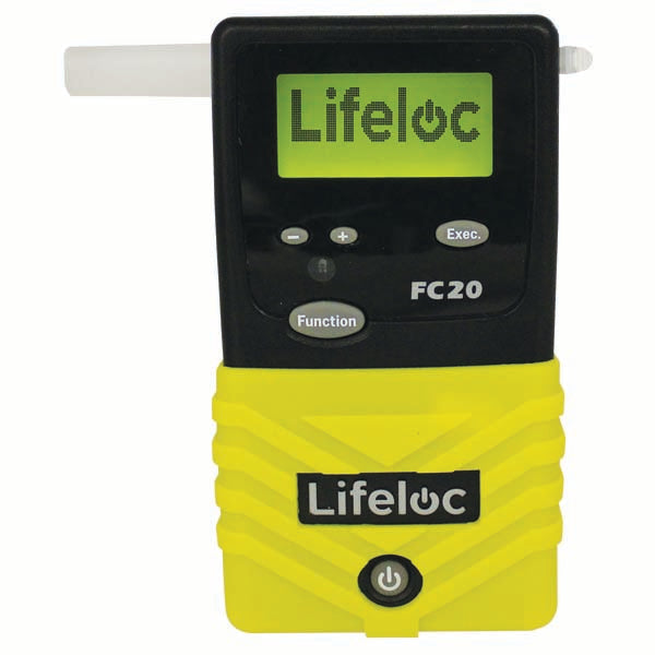 FC20 Portable Breath Tester