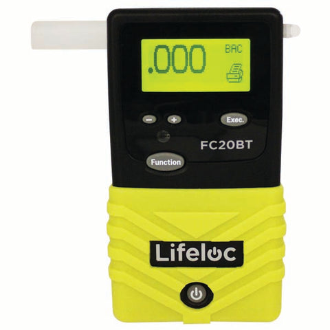 Breath Alcohol Tester - FC20BT Portable