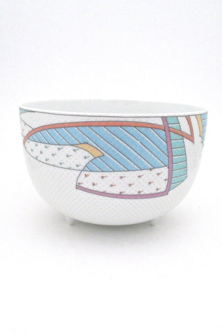 Tapio Wirkkala Dorothy Hafner Century New Wave bowl for Rosenthal vintage post modern design
