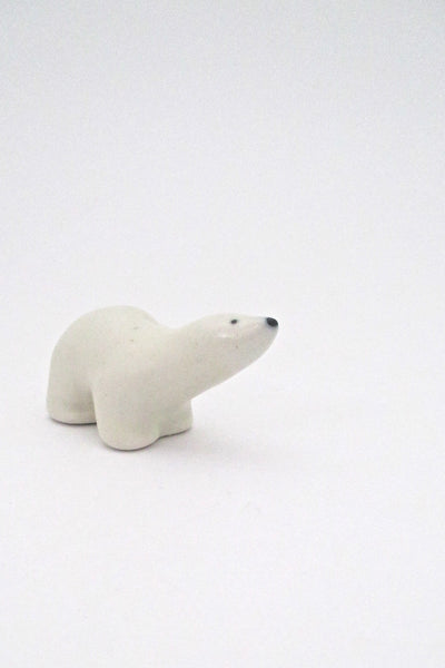 Arabia Finland small polar bear - Richard Lindh