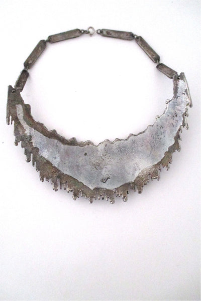 Guy Vidal large neck piece