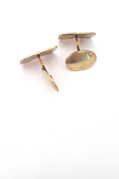 David-Andersen 'Four Seasons' cufflinks - summer