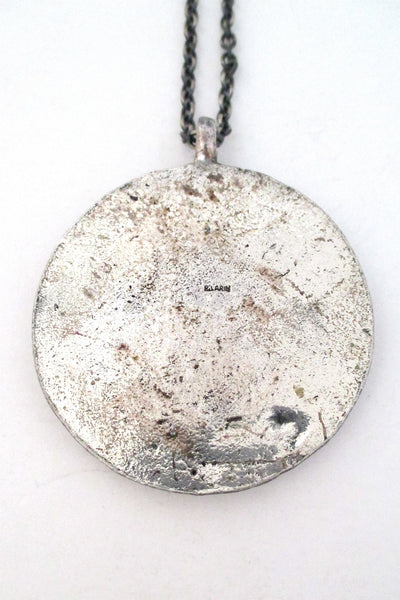 Robert Larin 'sticks & stones' pendant necklace