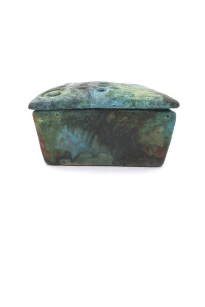 Alvino Bagni 'Sea Garden' lidded box