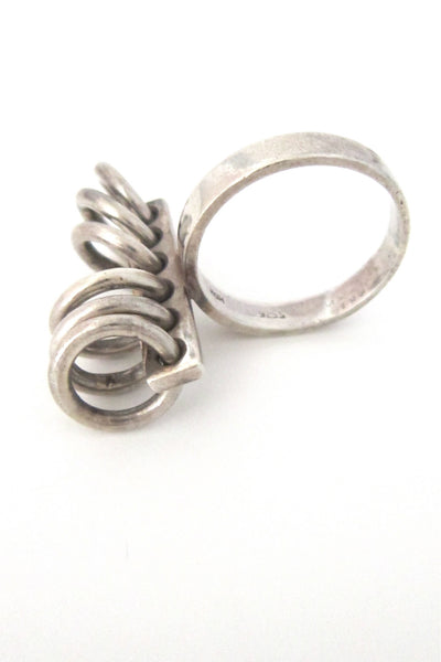Hans Hansen kinetic ring