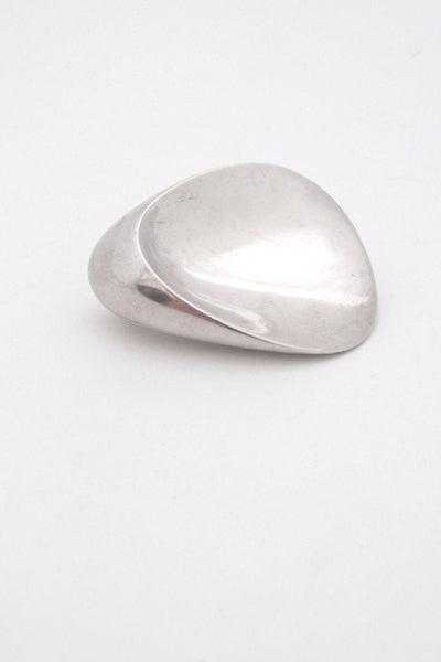 Georg Jensen brooch #328 by Nanna Ditzel