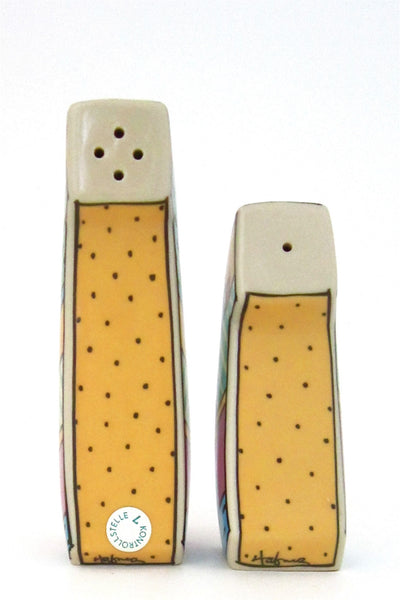 Rosenthal 'Flash' salt & pepper by Dorothy Hafner