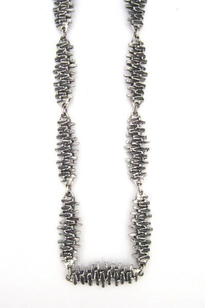 Guy Vidal reversible necklace