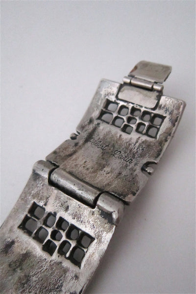Robert Larin 'lichen & windows' bracelet